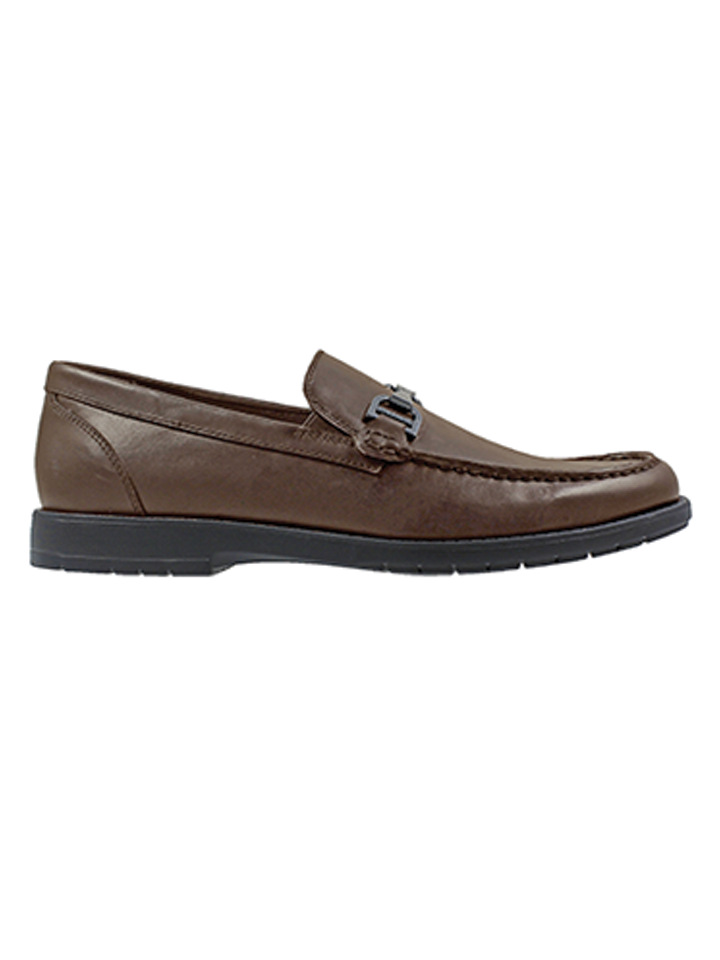 ALWYN BIT SLIP ON  BROWN FLORSHEIM