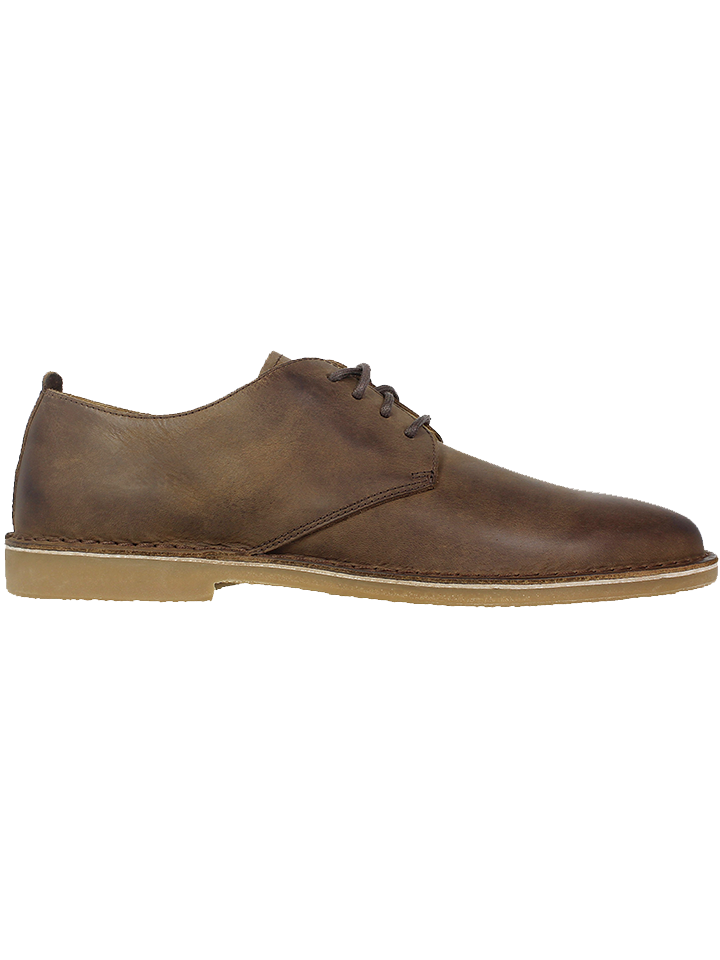 GANNON PLAIN TOE OX TAN FLORSHEIM
