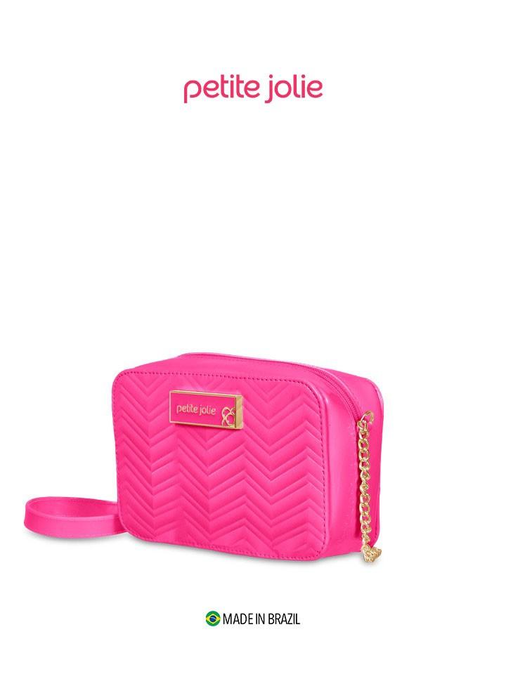 PJ3957 PETITE JOLIE BOLSOS PNK