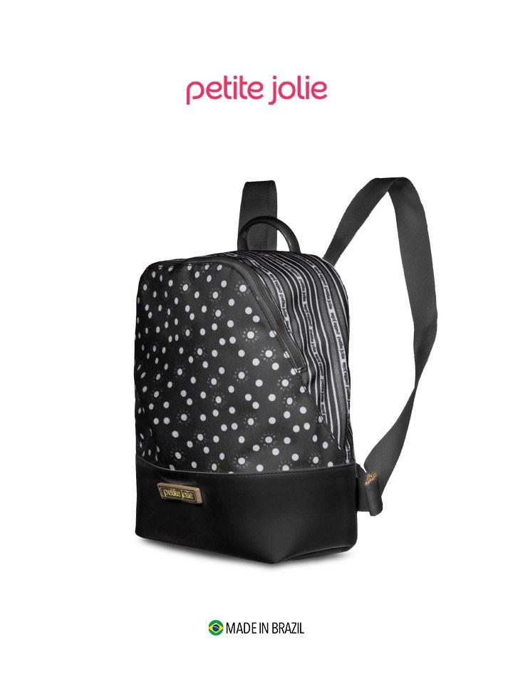 PJ4265 PETITE JOLIE BOLSOS BLKL