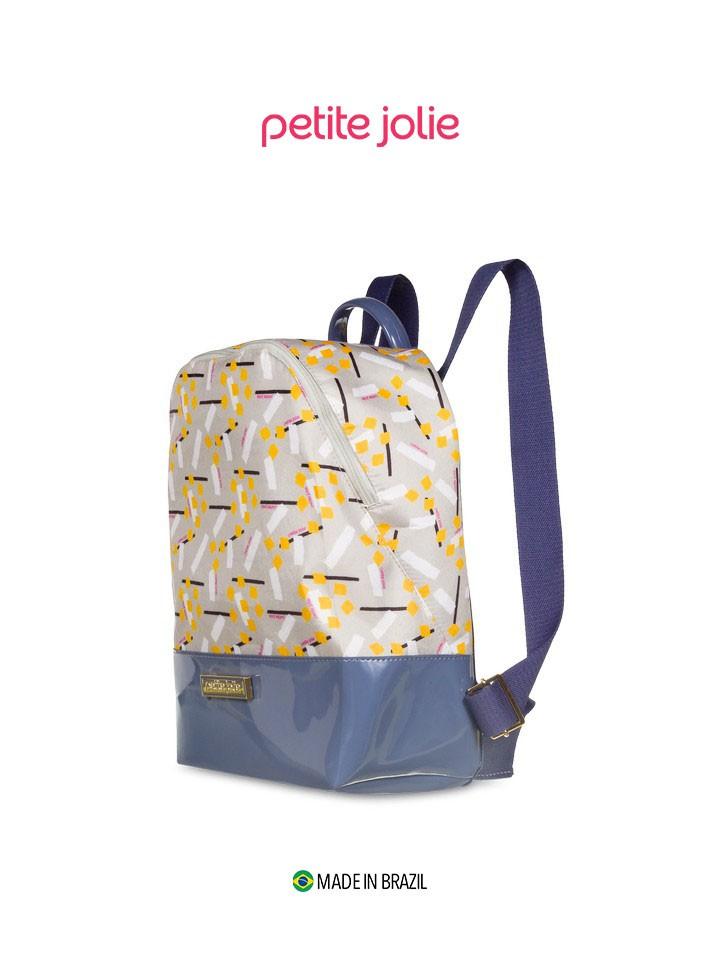 PJ4265 PETITE JOLIE BOLSOS BLU