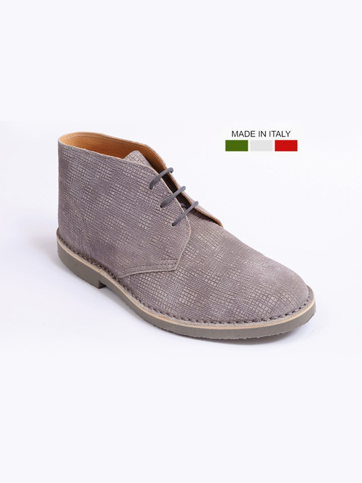 CLAY 5237850  GRAY  FLORSHEIM ITALY