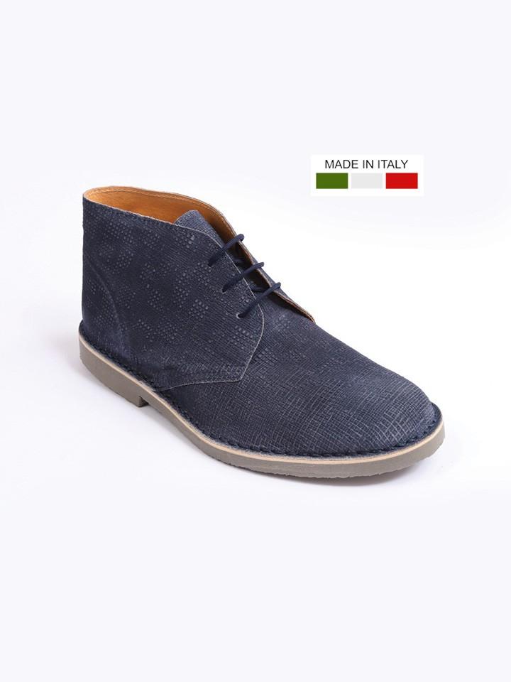 CLAY 5237899  NAVY  FLORSHEIM ITALY