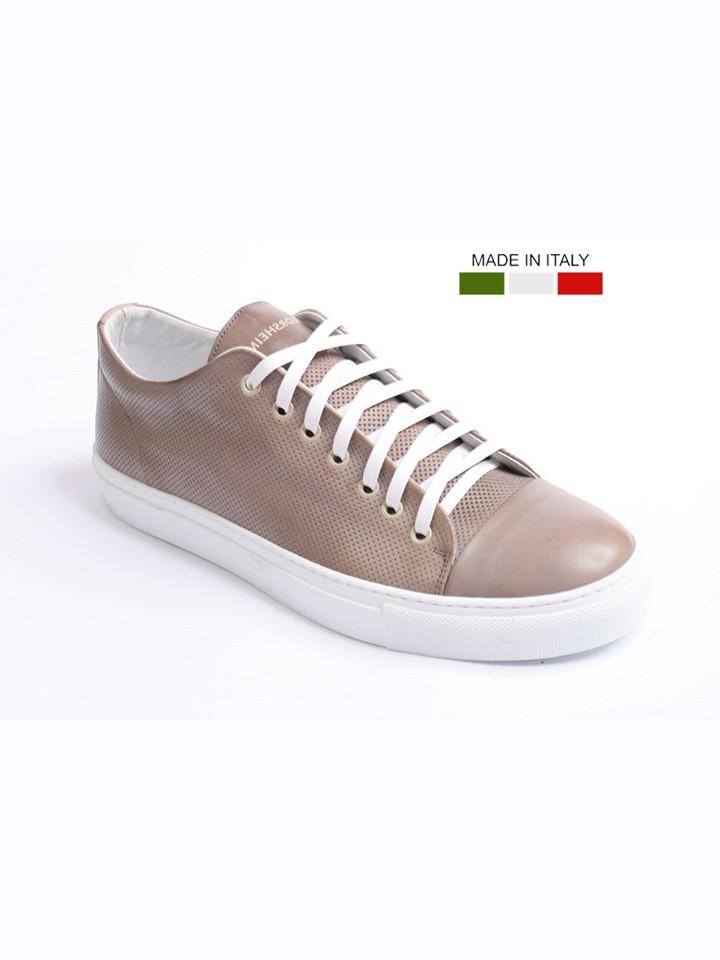 ROCKET 5234715 TAUPE FLORSHEIM ITALY
